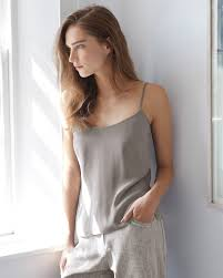 poetry silk camisole