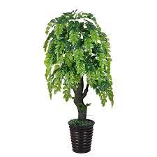 künstliche pflanzen 170cm segen baum vergossen bonsai grün künstliche baum indoor wohnzimmer dekoration faux pflanzen bäume