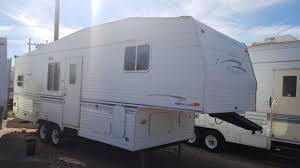 2000 Prowler Travel Trailer Floor Plans by 2000 Prowler Fleetwood Rvs For Sale