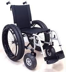 fauteuil tout terrain electrique panthera orthinea