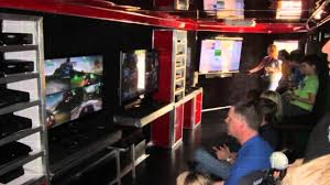 99 Video Games Truck Birthday Parties Omaha Fundraisers Corporate Events Game