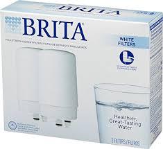 Brita Faucet Replacement Filter Chrome by Brita Faucet Water Filter