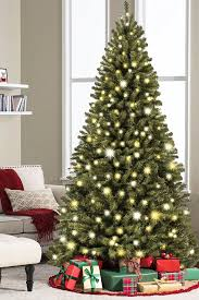 Best Pre Lit Pencil Christmas Tree by 12 Best Artificial Christmas Trees Fake Holiday Trees