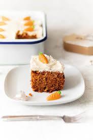 tipps für ostern karottenkuchen mit pekannüssen
