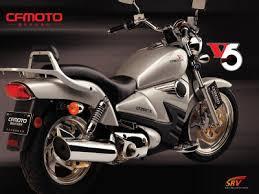 CF MOTO V5 250cc GAS SCOOTER