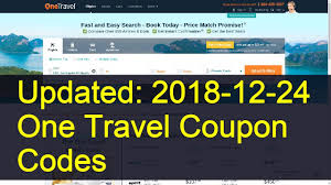 2017 Coupon Code Onetravel.com Code,Flights, Hotels ...