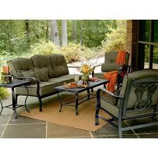 Ty Pennington Patio Furniture Mayfield by Sears Outdoor Sofa Table Centerfieldbar Com