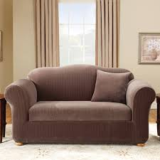 Sofa And Loveseat Covers At Target by Decorating Stylish Surefit Slipcover For Furniture Decoration