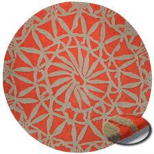tapis rond chambre tapis de chambre rond contemporain tapis chic