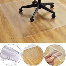 tapis de sol transparent pour bureau tapis de protection sol pour chaise fauteuil de bureau tapis de sol