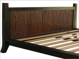 Wood Platform Bed Frame Queen by Bamboo Bed Frame Queen Bamboo Queen Size Bed Frame U2013 Vectorhealth Me