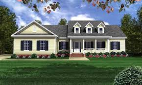 Country Homes Floor Plans Colors Country Style House Plans Plan 2 175
