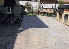 Concrete Patios - Easter Concrete Construction - Our Work - Easter ... Stone Texture Stamped Concrete Patio Poured Stamped Concrete Patio Coming Off Of A Simple Deck Just Needs Fresh Finest Cost Of A Stained 4952 Best In Style Driveway Driveways And Patios Amazing Walmart Fniture With To Pour Backyards Cement Backyard Ideas Pictures Pergola Awesome Old Home Design And Beauteous Dawndalto Decor Different Outstanding Polished Designs For Wm Pics On Mesmerizing