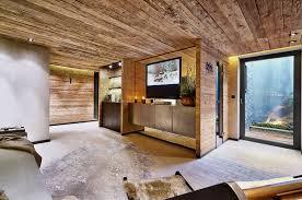 kitzbühel penthouse alpine spirit modernes wohnzimmer in