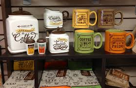 Image Of Coffee Themed Kitchen Canister Sets
