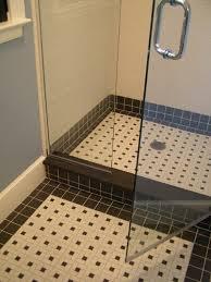 vintage black unglazed square 2x2 inch porcelain floor wall tile
