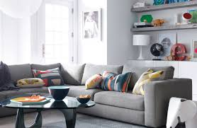 Thayer Coggin Sofa Sectional by Reid Corner Sectional Design Within Reach