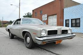BangShift.com Ebay Find: 1973 Pontiac GTO,