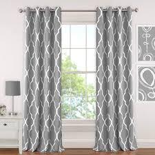 Boscovs Lace Curtains by Elrene Emery Blackout Grommet Panels Boscov U0027s