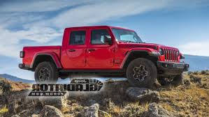 News: Jeep Gladiator Leaks Online Ahead Of LA Auto Show Debut ... The All New Jeep Gladiator Truck Diehl Of Grove City 20 Debuts Offroaders Pickup Truck First Photos Info Specs Wrangler Pickup Rubicon Road Trail Driving Interior Exterior Auto Shdown Vs 2019 Ford Ranger Motor Trend Live From La Show Qr800at By Light Tire Size Lt24575r16 Offroad Expedition Georgia Proline Tires Black 12mm Hex Wheels Traxxas Rustler 110 Is An Absolute Beast A Arrives With New Truckthe