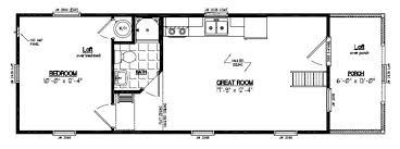 Adirondack House Plans by Recreational Cabins Recreational Cabin Floor Plans