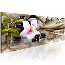 bilder drucke wandbilder blumen orchidee abstrakt