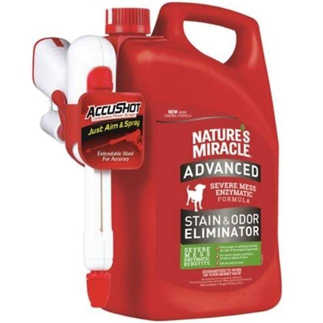 Natures Miracle Advanced Stain and Odor Eliminator - 170oz