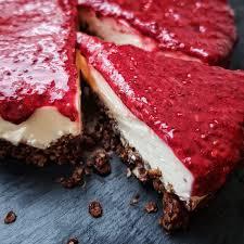 himbeer joghurt torte ohne zucker