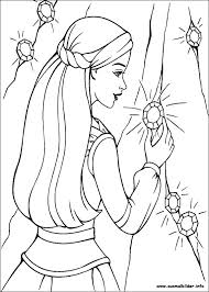 Barbie And The Magic Of Pegasus Images MoP Coloring Page HD Wallpaper Background Photos