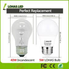china 3w 5w 7w a15 led bulb 5000k daylight led light bulb for home