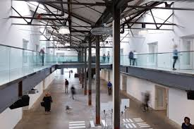 100 Jensen Architecture Architects Converts San Francisco Warehouse Into Arts Centre