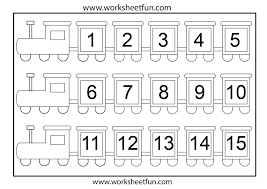 Number Coloring Pages 11 20 Printable Numbers 1 Ideas