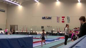 Gymnastic Floor Mats Canada by Canada Level 1 Gymnastics Vault Youtube