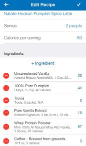 Libbys Pumpkin Nutrition Info by Natalie Hodson 90 Calorie Pumpkin Spice Latte