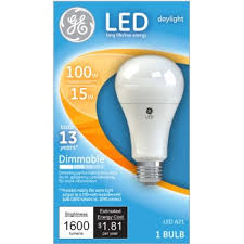 buy the general electric 65939 dimmable led light bulb 15 watt