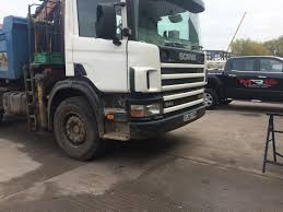 Broken Scania 4 Series Leaf Spring Replacement (see Pictures)