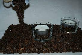 dekoration deko tassen kaffee kerzen gläser küche