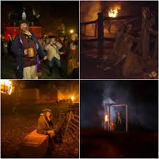 Colonial Williamsburg Va Halloween by Be Warned The Curse Of The Sea Witch Is Coming Making History