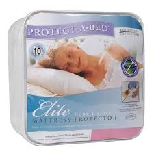 Protecta Bed Mat by Protect A Bed Elite Waterproof Double Sided Mattress Protector