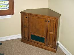 Corner Tv Cabinet C 130 Stand To Rest Below Wall Cabinets