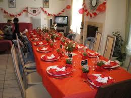 decoration pour anniversaire décoration de table pour anniversaire
