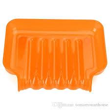 großhandel bad wasserfall seifenschale klar farbe schwamm halter ablageschale mit zwei sucker tomorrowarthouse 1 26 auf de dhgate dhgate
