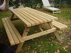 35 best picnic tables images on pinterest picnics home and projects