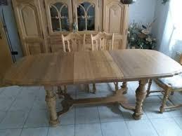 eiche esszimmer tisch ausziehbar mit 4 stühlen