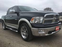 Used 2010 Dodge Ram 1500 Laramie For Sale In Lambton Shores, Ontario ... 2010 Dodge Ram 1500 The Auto Show 2500 Longterm Test Wrapup Review Car And Driver Black Pickup Sport At Scougall Motors In Fort Heavyduty Top Speed Preowned Dakota Bighornlonestar Crew Cab Heavy Duty Fullsize Truck Dodge Ram Laramie Sudbury For Sale By Owner Bluewater Nm 87005 North York Good Fellows Whosalers 26 Inch Rims Truckin Magazine Slt Round Rock