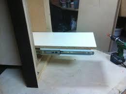 tiroir coulissant sous escalier maison design bahbe