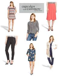 Cupcakes And Cashmere Clothing Line