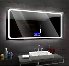 houston badezimmerspiegel led badspiegel wandspiegel