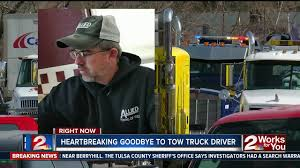 100 Tow Truck Driver Requirements More Than 80 Tow Truck Drivers Honor Driver Killed
