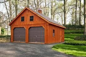Wonderful Amish Garage Kits Barn Shed Sheds Chromaniacs